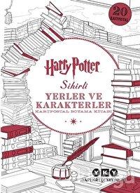 Harry Potter Sihirli Yerler ve Karakterler