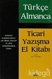 Türkçe Almanca Ticari Yazışma El Kitabı