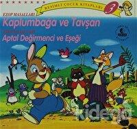 Ezop Masalları Kaplumbağa ve Tavşan / Aptal Değirmenci ve Eşeği