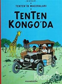 Tenten Kongo'da Tenten'in Maceraları 1