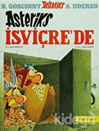 Asteriks İsviçre'de
