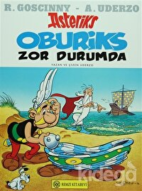 Asteriks Oburiks Zor Durumda