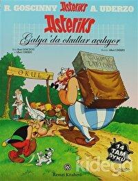 Asteriks  Galya'da Okullar Açılıyor