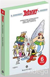 Asteriks Seti - 3 (6 Kitap Takım)