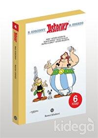 Asteriks Seti - 4 (6 Kitap Takım)