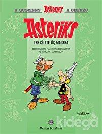 Asteriks (Tek Ciltte Üç Macera)