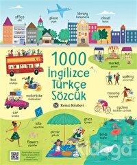 1000 İngilizce Türkçe Sözcük