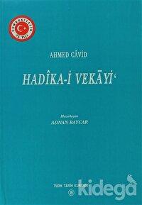 Ahmed Cavid Hadika-i Vekayi