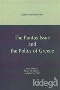 The Pontus Issue and The Policy of Greece