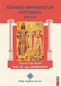 Ioannes Kinnamos'un Historia'sı (1118- 1176 )