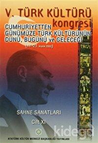 5. Türk Kültürü Kongresi Cilt : 11