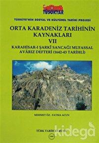 Orta Karadeniz Tarihinin Kaynakları - 7
