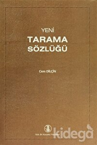 Yeni Tarama Sözlüğü
