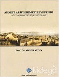 Ahmet Arif Hikmet Beyefendi