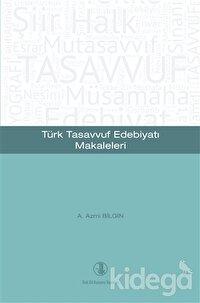 Türk Tasavvuf Edebiyatı Makaleleri