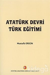 Atatürk Devri Türk Eğitimi