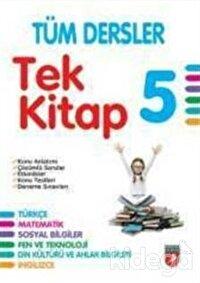 Tüm Dersler Tek Kitap 5. Sınıf