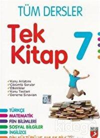 Tüm Dersler Tek Kitap 7. Sınıf