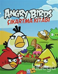 Angry Birds - Çıkartma Kitabı