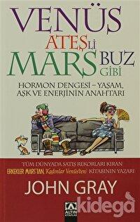 Venüs Ateşli Mars Buz Gibi