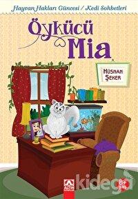 Öykücü Mia Kedi Sohbetleri