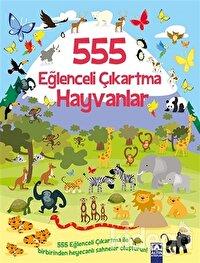 555 Eğlenceli Çıkartma - Hayvanlar