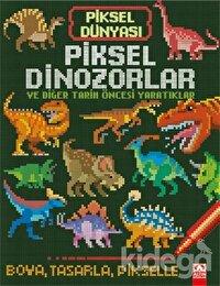 Piksel Dinozorlar ve Diğer Tarih Öncesi Yaratıklar