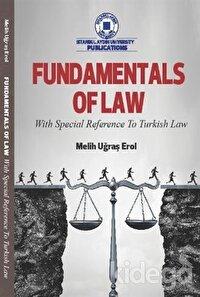 Fundamentals Of Law