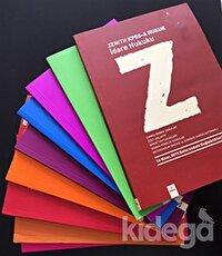 Zenith KPSS A Hukuk Seti (9 Kitap Takım)