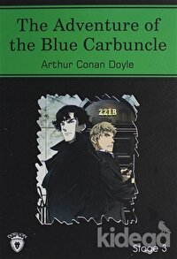 The Adventure Of The Blue Carbuncle İngilizce Hikayeler Stage 3