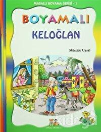 Masallı Boyama Serisi (4 Kitap Takım)