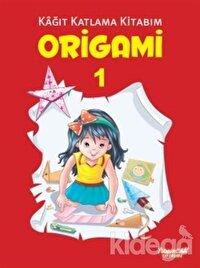 Origami Seti - Kağıt Katlama Kitabım (4 Kitap Takım)