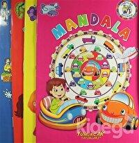 Mandala Boyama (4 Kitap Takım)