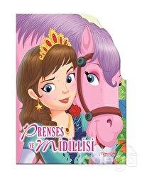 Prenses ve Midillisi - Şekilli Kitaplar