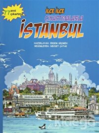 İlçe İlçe Çıkartmalarla İstanbul