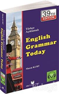 English Grammar Today - Türkçe Açıklamalı İngilizce Gramer