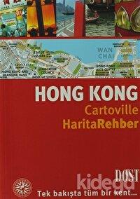 Hong Kong Cartoville Harita Rehber