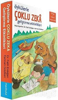 Öykülerle Çoklu Zeka Geliştirme Etkinlikleri  Seti (9 Kitap Takım)