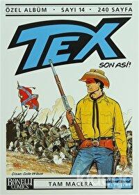 Tex Özel Albüm Sayı: 14 Son Asi