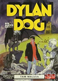 Dylan Dog Dev Albüm Sayı: 9
