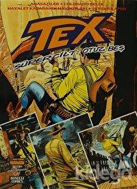 Tex Süper Cilt Sayı: 35