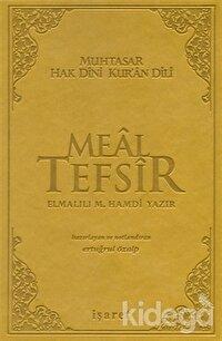 Hak Dini Kur'an Dili - Muhtasar Meal Tefsir