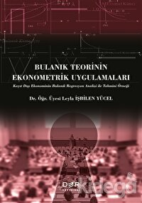 Bulanık Teorinin Ekonometrik Uygulamaları