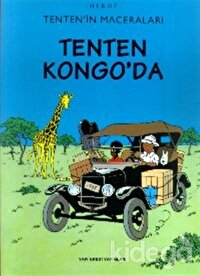 Tenten Kongo'da Tenten'in Maceraları 2