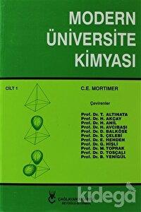 Modern Üniversite Kimyası Cilt 1