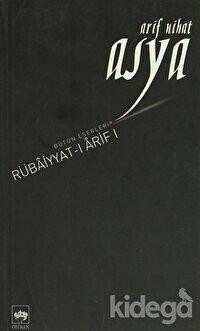 Rübaiyyat-ı Arif 1