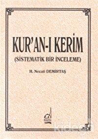 Kur'an-ı Kerim (Sistematik Bir İnceleme)