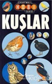 Kuşlar Çıkartmalı Hobi Serisi