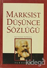Marksist Düşünce Sözlüğü