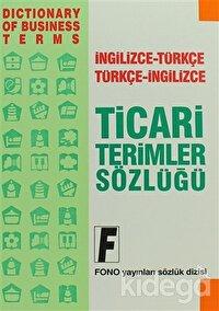 İngilizce Ticari Terimler Sözlüğü